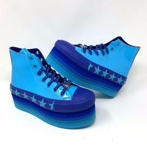 Converse Miley Cyrus Chuck Taylor Platform Shoes